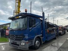 Mercedes car carrier truck Actros 1841