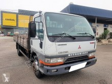 Camion Mitsubishi Canter FE659 plateau ridelles occasion