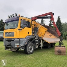 MAN two-way side tipper truck TGA 26.400