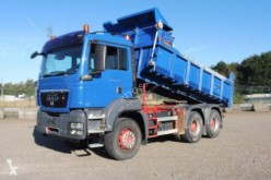 Camion MAN TGS 33.440 benne Enrochement occasion