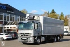 Mercedes Actros Mercedes Actros 2541 Frigo carrier truck used mono temperature refrigerated