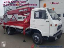 camion MAN 6.100 Denka Lift 23,5m+seitlich 11,3m aus 1.Hand