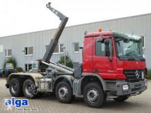 vrachtwagen Mercedes 3241 K Actros 8x4, VDL Abroller, Klima, Schalter