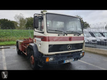 Camion Mercedes 2531 FOURGON polybenne occasion