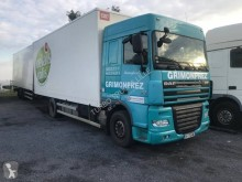 Camion fourgon occasion DAF XF105 105.410