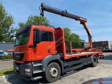 MAN TGS 18.480 truck used flatbed