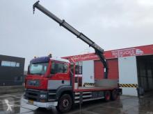 Camion MAN TGA 26.350 cassone usato