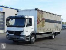 ciężarówka Plandeka Mercedes