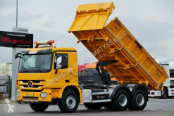 Mercedes ACTROS 3348 / 6X4/2 SIDED TIPPER /BORTMATIC / truck