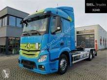 ciężarówka Mercedes Actros 2542 6x2 / HIAB / Lift-Lenkachse