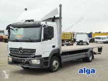 Mercedes 1224 L Atego/7,20 m. lang/Plattform/Euro 6/AHK truck