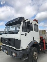 Camion plateau ridelles occasion Mercedes SK 1735