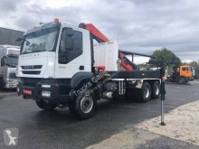Camion Iveco Trakker 330 plateau standard occasion