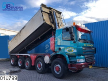 Camion Ginaf X 5450 S 10x8, Manual, Airco, Air press cabin, Analoge tachograaf benne occasion