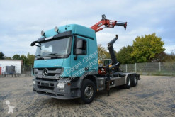 camion Mercedes Actros 2836 Abroller mit MKG 96 6x2