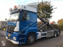 Mercedes Axor 2536 truck used hook arm system