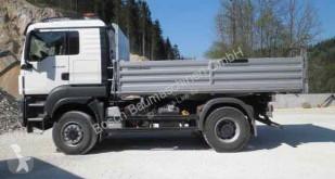 Camión volquete MAN TGS 18.480 4x4 BLS