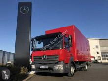camion Mercedes Atego 816 4x2 Koffer + Portaltüren Euro6