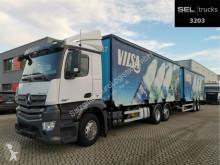 ciężarówka Mercedes Antos 2542 6x2 / Lenkachse / Komplett!!!