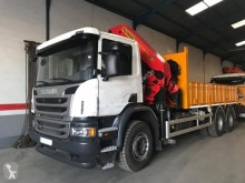 Camion Scania plateau standard occasion