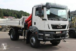 MAN TGM 18.320 truck new two-way side tipper