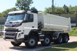 Volvo FMX 430 truck used construction dump