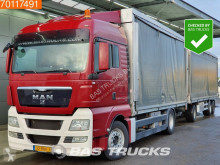 Camion bétaillère bovins occasion MAN TGX 18.440