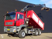 Camião MAN TGA 26.400 basculante usado