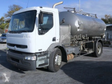 Renault Premium 370dci - ZF Intarder - Manual truck used food tanker