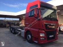 Camião MAN TGX 26.440 BDF usado