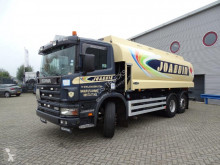 Lastbil Scania 114-380 / LAG FUEL TANK / / 6X2/4 / VERY GOOD CONDITION / 1999 tank begagnad