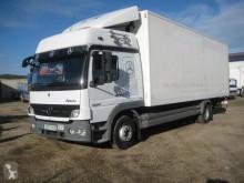 Camion Mercedes Atego 1224 L furgon transport imbrăcăminte second-hand