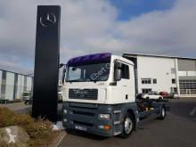 camião MAN TGA 18.350 4x2 LL BDF Fahrschule 5 Sitze Klima