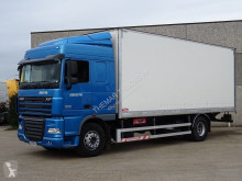 Camion DAF XF105 furgon second-hand