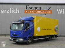camión Renault 180 DCI, Midlum, LBW, Schwenkwand rechts, Bl/Lu