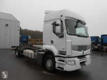 Camion Renault Premium transport containere second-hand