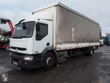 Camion cu prelata si obloane second-hand Renault Premium 270 DCI