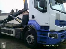 Camión Gancho portacontenedor usado Renault Premium Lander 460.26