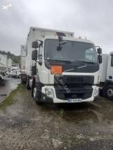 Камион платформа превоз на газови бутилки втора употреба Volvo FE 320