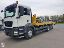MAN TGS 26.400 truck used heavy equipment transport