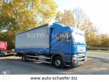 Camion MAN TGA 18.360/ LBW centinato alla francese usato