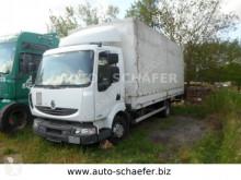 Camión lona corredera (tautliner) Renault 220/ DXI