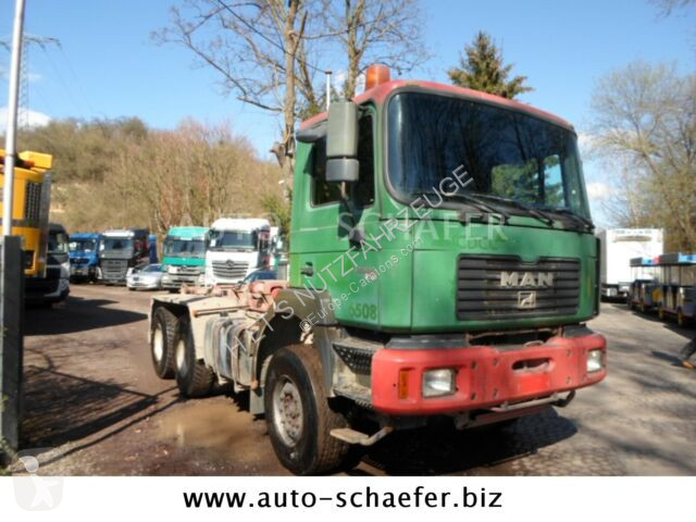 Voir les photos Camion MAN 33.364 DFK/ 6x4 Abrollkipper
