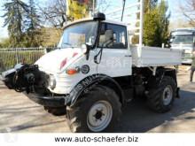 camion furgone Unimog