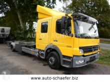 camion Mercedes 1229 L/ 7 Sitzer/ BDF Fahrgestell