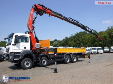 MAN TGS 41.440 truck used flatbed