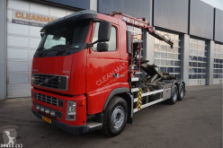 Lastbil containertransport Volvo FH12