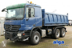 camion Mercedes 2646 K Actros/6x4/Meiller/AT-Motor/AH