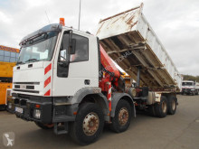 Iveco two-way side tipper truck Trakker 440 E 34