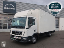 Camion fourgon occasion MAN TGL 8.180 4X2 BL E6 Koffer AHK LBW